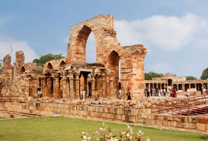 India Tourism Forts